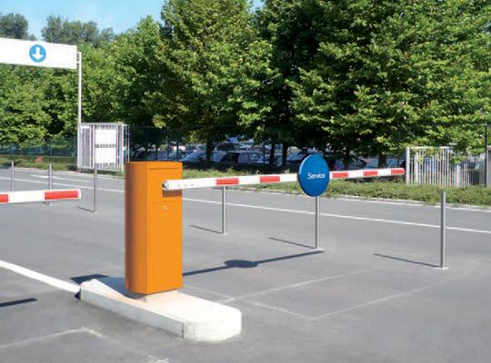 carpark barriers
